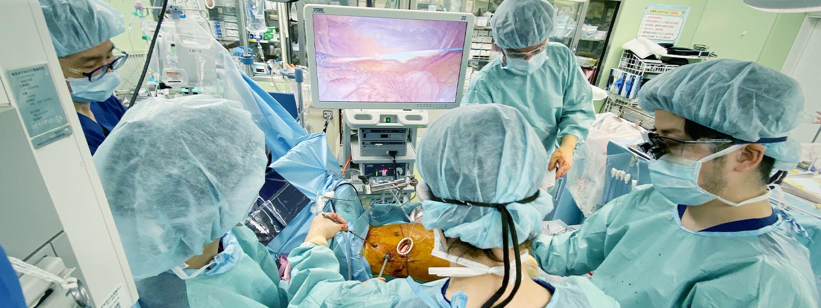 心臓血管外科の特徴