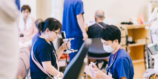 心臓リハビリテーション室業務